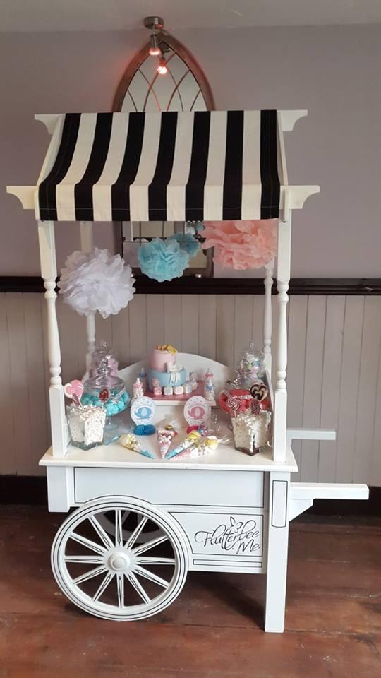 babyshower cart