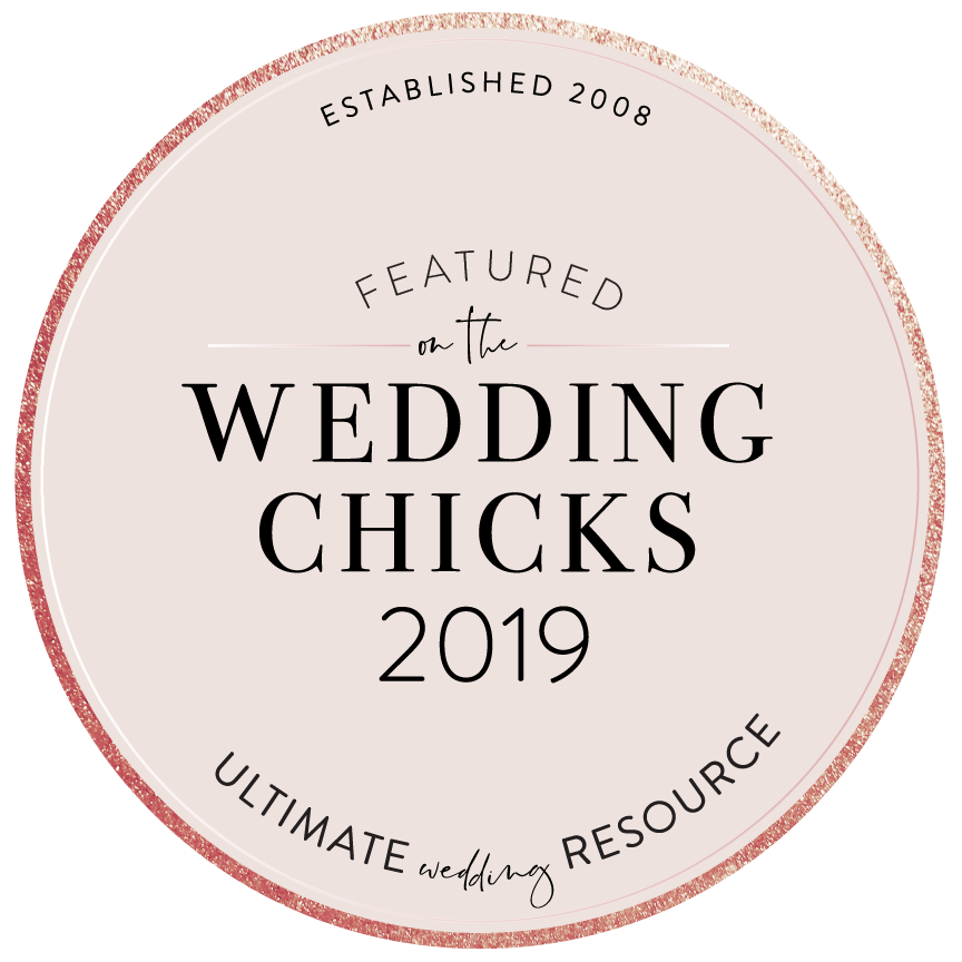 weddingchicks feature logo