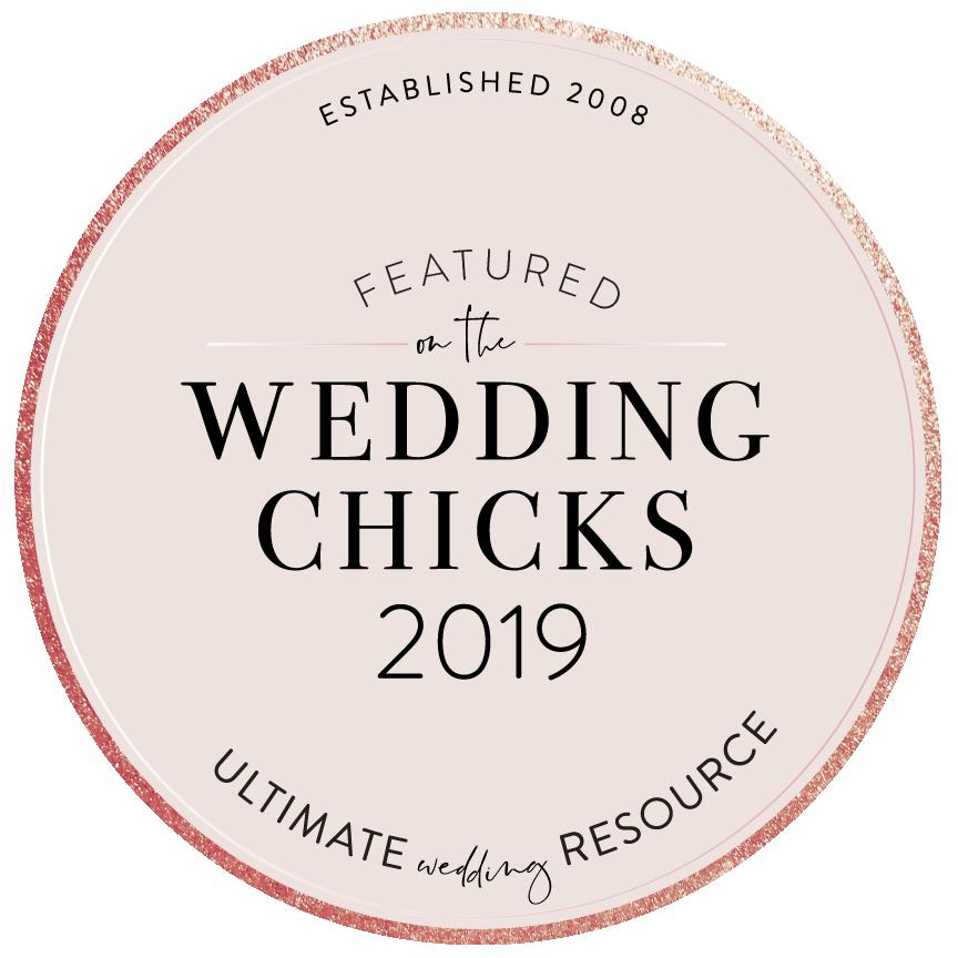 weddingchicks feature logo