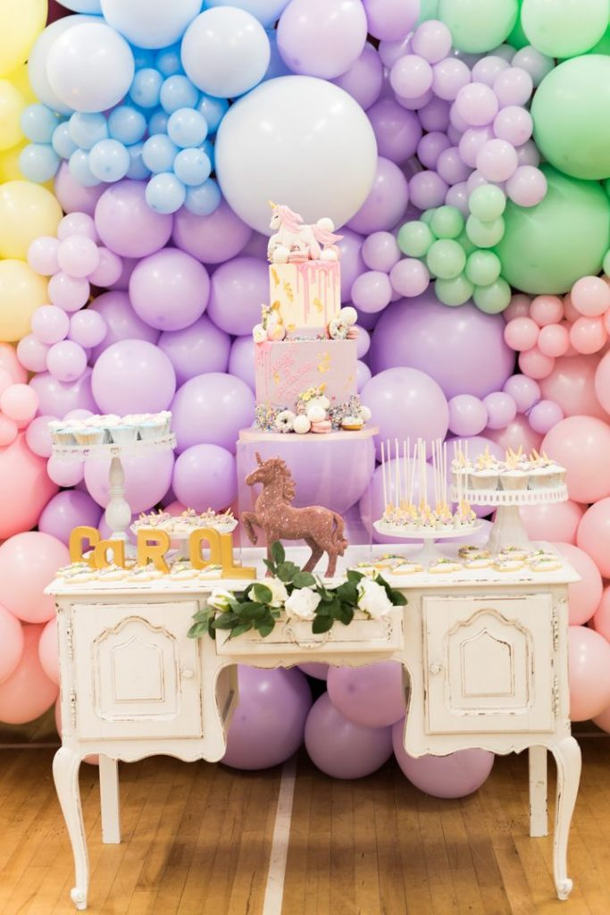 Unicorn party by flutterbee me events (109)